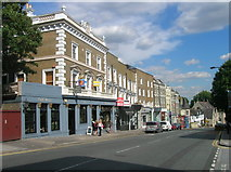 TQ2784 : The Hill Public House, Haverstock Hill, London NW3 by Robin Sones