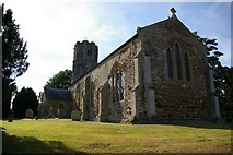 TF6303 : St Mary's Church, Bexwell by Fractal Angel