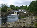 NY9027 : Low Force by William Metcalfe
