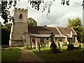 TL6458 : St. Peter's; the parish church of Stetchworth by Robert Edwards