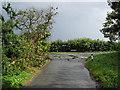 SO7319 : Road Junction at Solomon's Tump by Pauline E