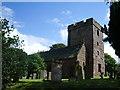NY0736 : St Mungo's Church, Dearham by Alexander P Kapp