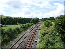 NY0637 : The Carlisle to Barrow Railway by Alexander P Kapp