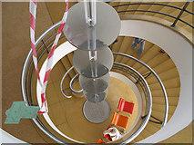 TQ7407 : Spirals by John Winfield
