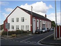SE1527 : Commercial building, Elizabeth Street, Wyke by Humphrey Bolton