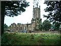 SD8111 : The Parish Church of St Paul, Bury by Alexander P Kapp