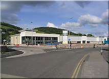 NT4935 : Gala Water Retail Park by Walter Baxter