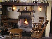 C9341 : Interior of the Bushmills Inn by Kenneth  Allen