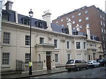 TQ2881 : Marylebone: Chandos Street, W1 by Nigel Cox