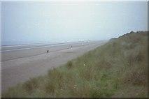 O2542 : Portmarnock Strand by Raymond Okonski