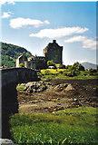 NG8825 : Eilean Donan Castle by Carol Walker