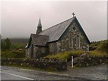 V9180 : Derelict Church by Linda Bailey