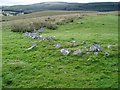 NX6385 : Southern Upland Way, near Barlaes. by Bob Peace