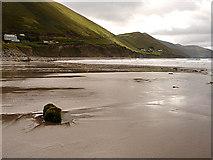 V6490 : Looking along the coast towards Knockatinna by Linda Bailey
