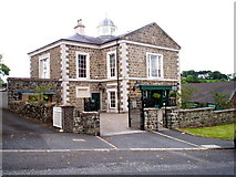 H9639 : The Court House Restaurant, Markethill by P Flannagan