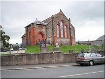 H9639 : Markethill First  Presbyterian Church. by P Flannagan