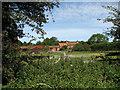 TG2431 : Boundary Farm by Evelyn Simak