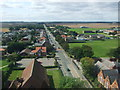 TA3327 : Hull Road from Withernsea by John Poyser