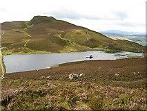 NN9462 : Loch a Choire by Lis Burke