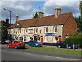 TL8645 : George & Dragon pub, Long Melford by Oxyman