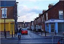 TA0831 : Walter's Terrace, Newland Avenue, Hull by Peter Church