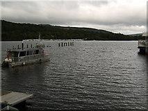 NS3882 : Loch Lomond and Duck Bay Marina by Stephen Sweeney