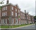 SE2636 : Fairfax Building - Beckett's Park - Leeds Metropolitan University by Betty Longbottom