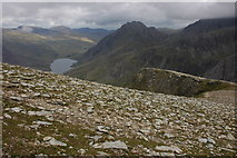 SH6359 : The southern slopes of Y Garn by Philip Halling