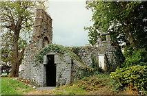 O1470 : Medieval parish church, Ballygarth by Kieran Campbell