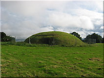 O1062 : Passage tomb at Fourknocks, Co. Meath by Kieran Campbell