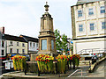 ST5393 : Chepstow - War Memorial by Roy Parkhouse