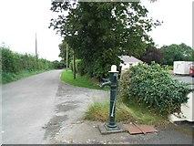 N8462 : Hand Pump at Bellewstown by JP