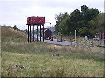SH5752 : Rhyd-Ddu station by Graham Horn