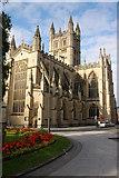 ST7564 : Bath Abbey by Philip Halling