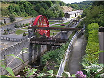 SC4384 : A second waterwheel for Laxey by Dr Neil Clifton