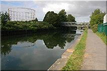 ST7365 : Midland Road Bridge over the River Avon by Philip Halling
