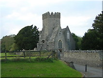 O2142 : St. Doulagh's Church, Malahide by T Michael Weddle