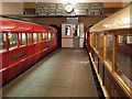 NS5666 : Glasgow subway exhibit by Thomas Nugent