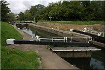 ST6968 : Swineford Lock by Philip Halling