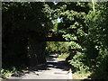 SJ2524 : Railway bridge at Nantmawr by John Haynes