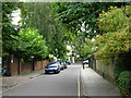 TQ2683 : Acacia Place, St John's Wood by Stephen McKay