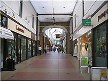 TL0449 : The Arcade by M J Richardson