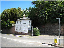 SX9193 : Old Toll House by David Stowell