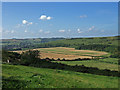 ST6701 : Towards Cerne Abbas from Yelcombe Bottom by Mike Searle