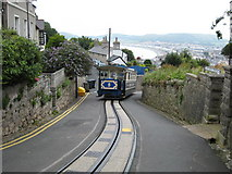 SH7782 : Great Orme Tramway by David Stowell