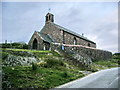 NY1717 : The Parish Church of St James, Buttermere by Alexander P Kapp