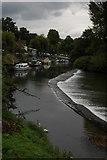 ST6470 : The Weir at Hanham by Philip Halling