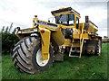 """TF3066 : Big """"A"""" 2800 Spreader at Low Hameringham by Dave Hitchborne"""