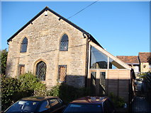 ST5111 : Converted Chapel on the High Street by Andrew Davis