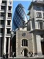 TQ3381 : City parish churches: St. Ethelburga Bishopsgate (former) by Chris Downer
